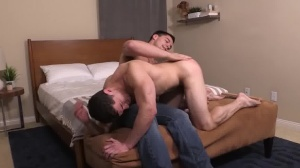 he Likes It rough & unprotected - sperm In face hole Love