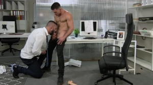Defiance - Paddy O'Brian with Victor D'Angelo anal sex