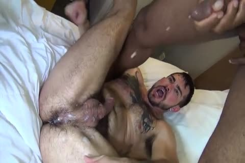 nailed By Two thick-dicked, black men