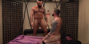 Art Of Domination - Jessy Ares & Tyler Berg anal Hook up