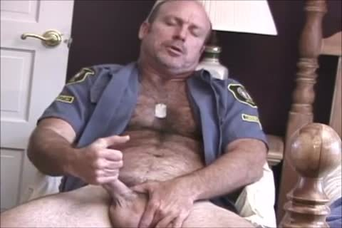 Rob Jones Daddy Bear semen flow Compilation