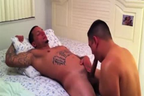 fine CUBAN THUG lastly gets His booty pounded