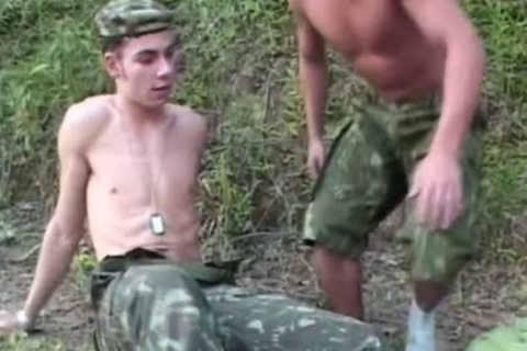 young Soldiers nailing