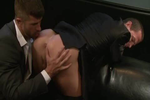 Adam Killian Takes Off His Suit To nail A Hunk