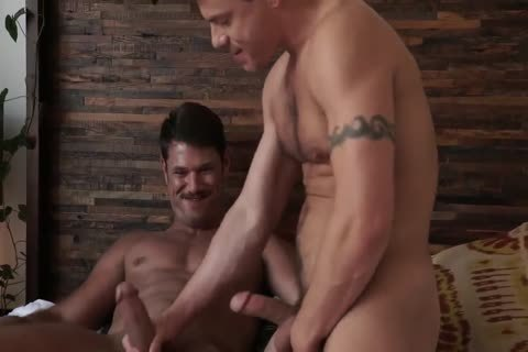Jesse Santana bonks His ally Tyler Roberts stripped