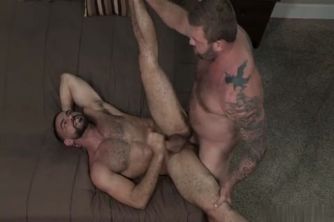 homosexual Muscle knobs ass bang And cumshot