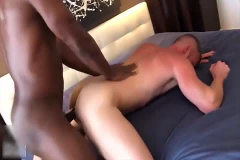 Hard Interracial raw plow