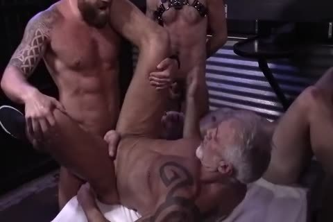 StepFather & Son orgy bunch sex