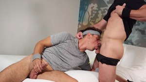 Balls To The Ball - Michael DelRay and Michael Boston ass invasion