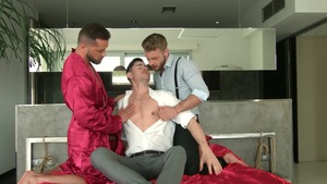Social Climber - Gabriel Phoenix with Tyler Berg butthole Hook up