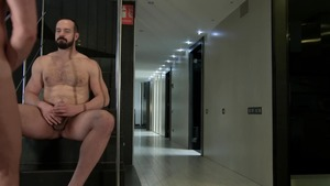 GodsOfMen: Athletic Tyler Berg exposing big dick
