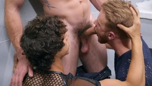 Too Much To Handle - Jackson Traynor and Kaleb Stryker American Nail