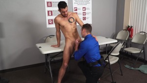 What's Up His ass - Jackson Traynor American nail