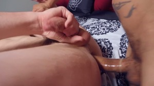DrillMyHole.com - Young twink Rafael Alencar touches big dick