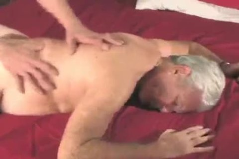 enchanting grandad engulfing & Getting drilled By Younger guy