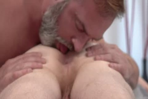 pumped up Stepson Cums In His Stepdad