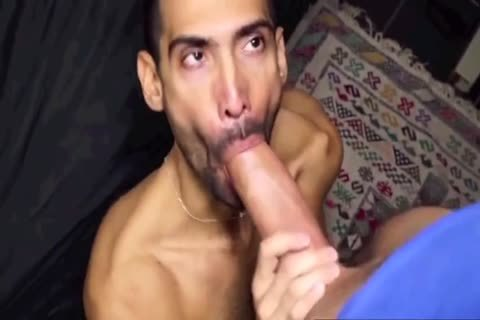 hairy Latino loves BWC And A Face Full Of cum