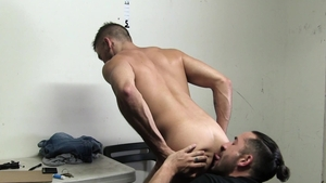 YoungPerps: 18 yr old Shane Jackson digs raw fucking