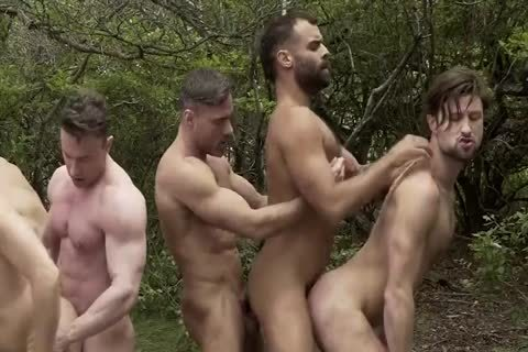 gay fuckfest In The Woods 13332054 720p