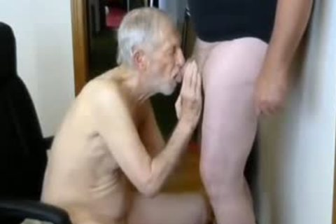 26margate Skinny older grandpa Is A Skilled cocksmoker daddy