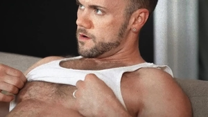DrillMyHole.com: Piercing Collin Simpson need hard slamming