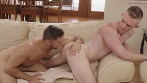 Icon Male - Hard pounding with Nick Fitt and Shane Jackson