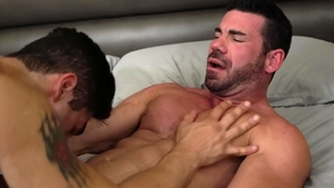 IconMale - Latin Billy Santoro ass fuck
