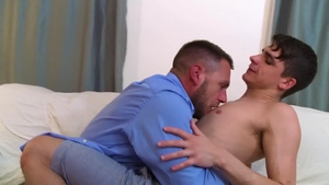 Icon Male - Hans Berlin together with Kory Houston