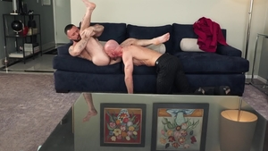 IconMale: Mitch Vaughn fucked hard