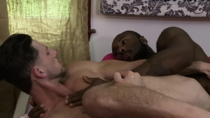 IconMale - Ebony Noah Donovan really likes slamming hard HD