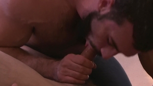 IconMale.com - Hairy Rodney Steele reality masturbating