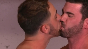 Icon Male - Andrew Fitch smashing DILF Billy Santoro