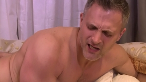 IconMale.com: Muscled Brendan Cage beside Roman Todd roleplay