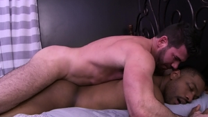 Icon Male - Lawrence Portland & Billy Santoro got fucked hard