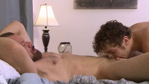 Icon Male - Nailed rough starring DILF Calvin Banks in HD