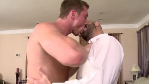 Icon Male: Hairy Connor Maguire digs hard pounding in HD