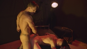 Next Door Raw: Amateur Roman Todd fucked by Hoss Kado