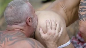 IconMale - Tattooed Lance Charger and american Casey Everett