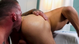 Men Over 30 - Hard slamming with Wesley Woods among Sean Duran