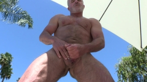 Men Over 30: Athletic Dale Savage facial ass pounded