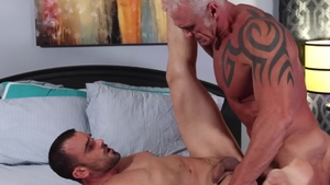MenOver30.com: Brunette Dallas Steele feels like slamming hard