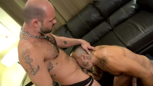 PrideStudios.com: Gay David Chase plowed by Billy Santoro