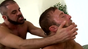 PrideStudios.com: Muscled Max Henry digs plowing hard