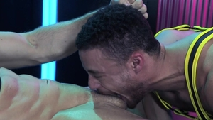Hot House - Hunk Roman Todd have sex with big dick stud