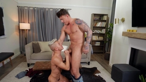 DrillMyHole - Andy Taylor & very slim JJ Knight